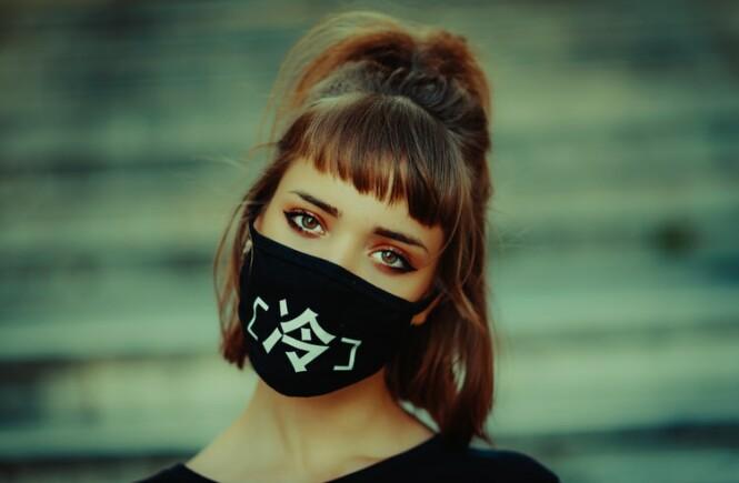 covid maska